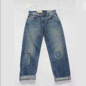 Levi's 505-0217 Vintage Women's Jeans